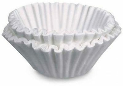 Bunn Authentic Coffee Filters Part # 20106.0000 100 Count Filters for 8-10 Cup