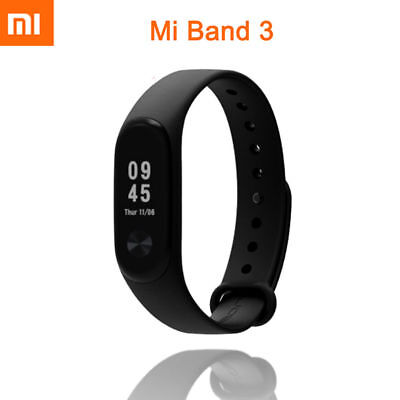 Xiaomi Mi Band3 Fitness Tracker Smart Armband Watch OLED Touchscreen wasserdicht
