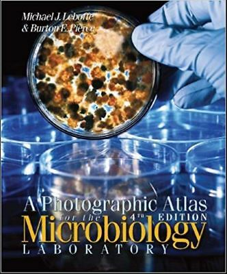 [PDF] A Photographic Atlas for the Microbiology Laboratory 4th Edition