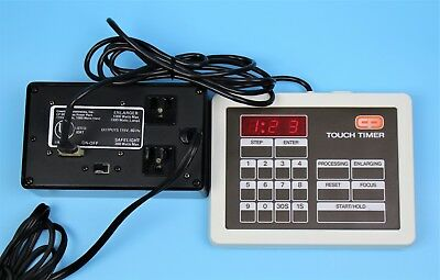 Creative Phototronics TOUCH TIMER LED Processing/Enlarging Timer w/Touch Control