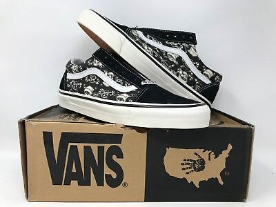 5b0d05de691 Vans Old Skool 36 Reis 50Th Pirate Santa Black Vn0A348Rlvm Men s Size 12  Nwob