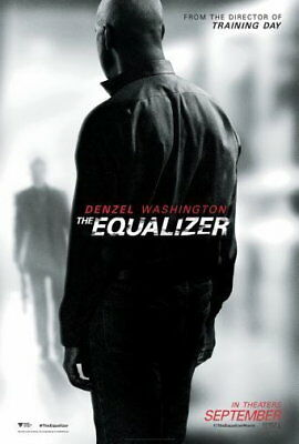 148769 Equalizer The Movie Wall Print Poster Affiche