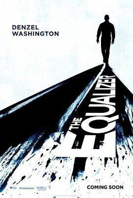 152046 Equalizer The Movie Wall Print Poster Affiche