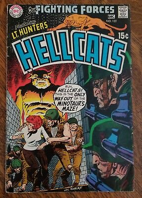 Our Fighting Forces  (1954) #122 - Very Good