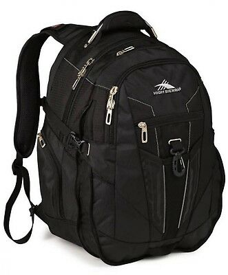 NEW High Sierra Xbt  Laptop Backpack - in BLACK - 39l -  Laptop Bags & Cases -