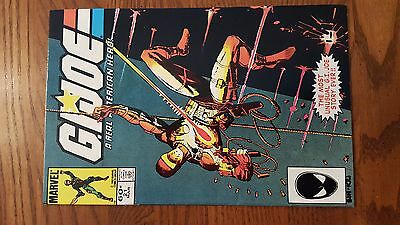 G.I. Joe, A Real American Hero #21 Silent Issue 1st Storm Shadow