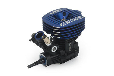 LRP ZZ.21C Ceramic Square Stroke Nitro Competition Engine, made by O.S.