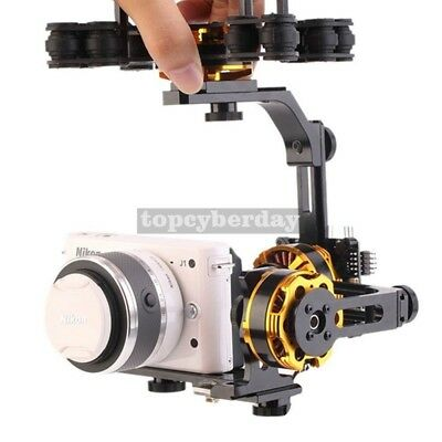 DYS 3 Axis Brushless Gimbal Mount Stand Support with 3 Motors for Sony NEX ILDC