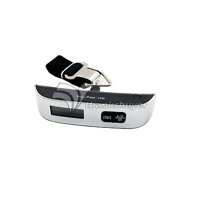 Portable Balance LCD Electronic Digital Hook Hanging Luggage Scale 50KG New