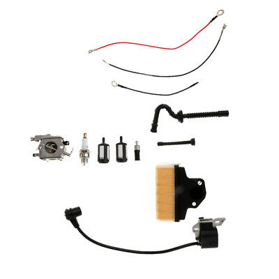 Coil Carburetor Tune Kit For Stihl Chainsaw 021 023 025 Ms210 Ms230 Ms250