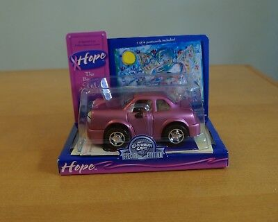 """Chevron Cars     Breast Cancer  """"Hope""""  Special Edition"""