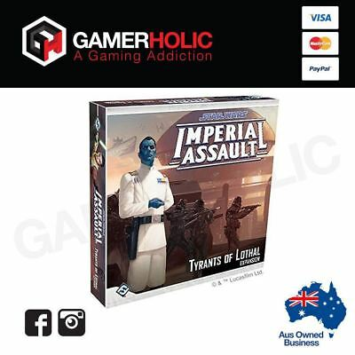 Star Wars Imperial Assault Tyrants of Lothal Expansion Pack Board Game