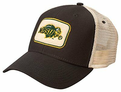 28a808c1fa88a Ouray Sportswear NCAA North Dakota State Soft Mesh Sideline Cap, Adjustable  S..