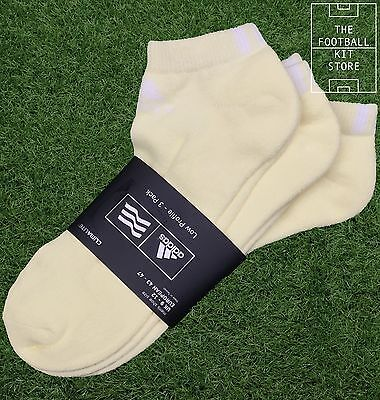 Adidas Sports Ankle Socks - Low Profile - 3 Pairs - Sizes 6-9 | 9-12