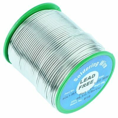 1.2mm Lead Free Solder Wire 18SWG 500g