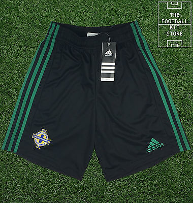Northern Ireland Away Shorts - Official Adidas Boys Shorts - All Sizes