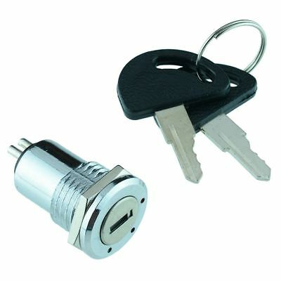 Off-On-On 16mm Key Switch 2A 250VAC