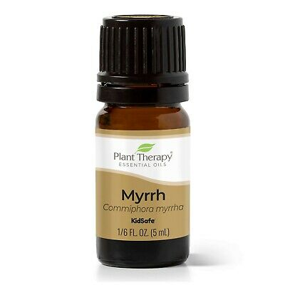 Plant Therapy Myrrh Essential Oil | 100% Pure, Undiluted, Natural Aromatherapy