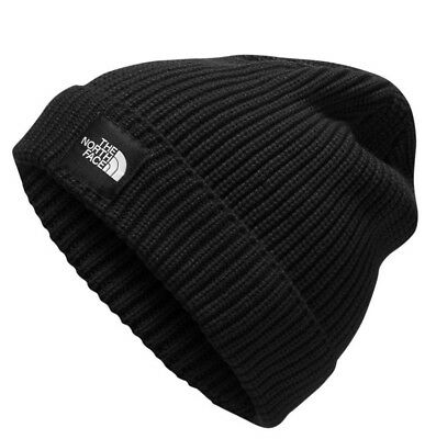 The North Face Pepper Dog Beanie In TNF Black (One Size)