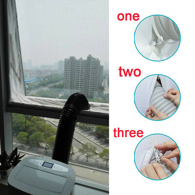 Airlock Window Sealing For Mobile Air Conditioners And Exhaust Air Dryers AU