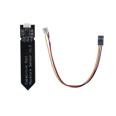 Analog Capacitive Soil Moisture Sensor V1.2 Corrosion Resistant With Wire  O