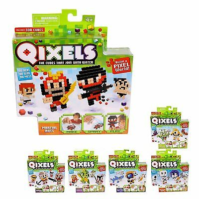 Boys Qixels S1 Theme Refill Pack Assorted Game Toys