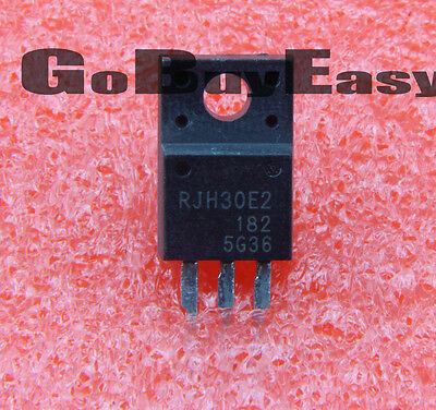 NEW 5PCS RENESAS RJH30E2 Encapsulation:TO-220,Silicon N Channel IGBT High speed