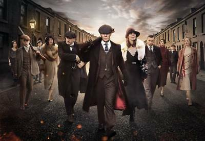 """16245  Hot Movie TV Shows - Peaky Blinders 20 20""""x14"""" Poster"""