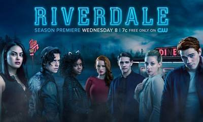 "16343  Hot Movie TV Shows - Riverdale Season 1 2 12 23""x14"" Poster"