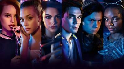"16358  Hot Movie TV Shows - Riverdale Season 1 2 8 24""x14"" Poster"