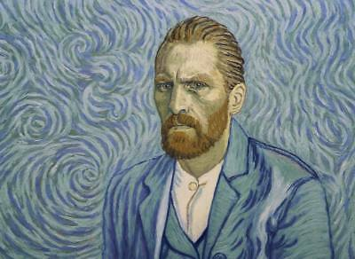 "17813 Hot Movie TV Shows - Loving Vincent 2017 6 19""x14"" Poster"