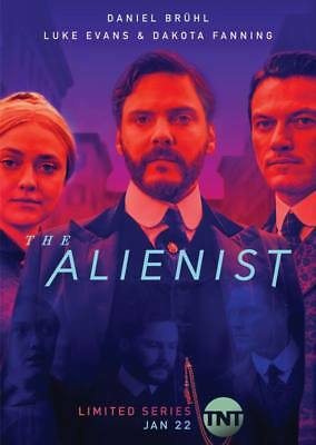 "16543  Hot Movie TV Shows - The Alienist 2018 14""x19"" Poster"