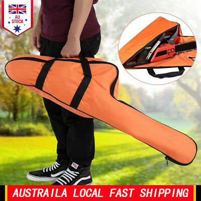 Oxford Chainsaw Carrying Bag Protective Holdall Box Chain Saw Case Bag Storage