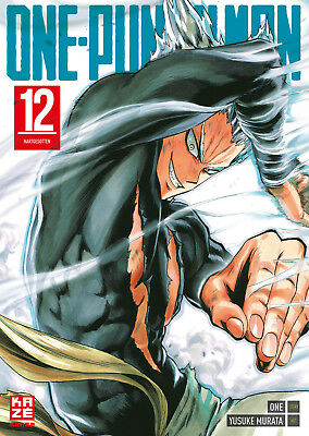 ONE-PUNCH MAN 12 - Deutsch - KAZE - Manga - NEUWARE