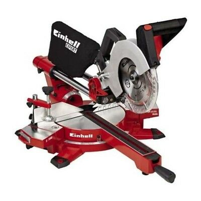 EINHELL Scie a onglet radiale 210mm 1600W TE-SM 2131 Dual lame 48 dents