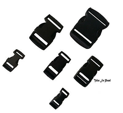 Quick Release Buckles Various Sizes