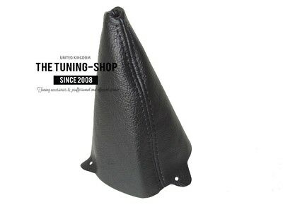 Gear Stick Gaiter For ROVER 75 MG ZT ZT-T 1999-2005 Black Leather