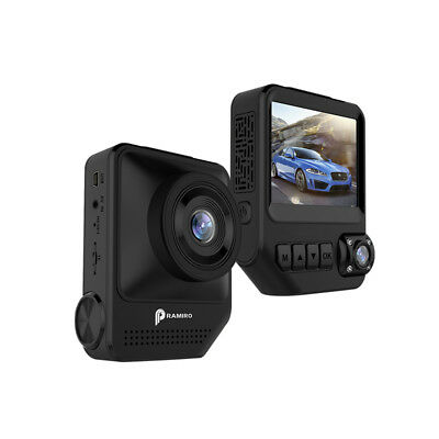 New Dash Camera Dual lens 1080P recording car inside outside Uber n Taxi driver