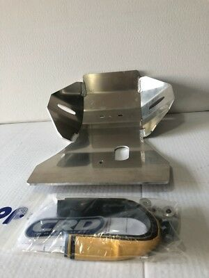 sottomotore in alluminio 4 mm Yamaha Yzf 450 06-09 CRD Sabot Skid Plates