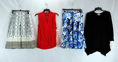 Wholesale Lot of 55 High End Womens Apparel Clothing Brand New Manifested #1