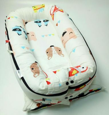 VALSONIX Baby Nest Spare Cover (fits Dockatot deluxe)