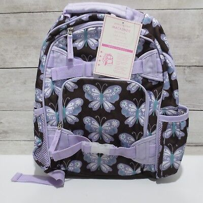 Pottery Barn Kids Small Mackenzie Backpack Girl Lavender Purple