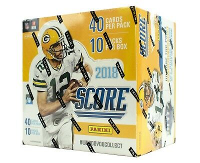 2018 Score Football Complete Your Set, U Pick 25 Cards From List (SKU# 1096)