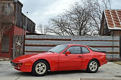 1987 Porsche 944  1987 944, One Owner, Only 30K Original Miles! Like New Condition