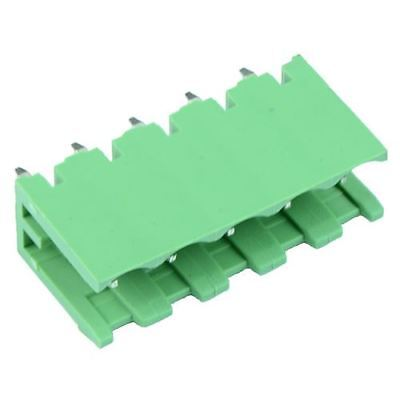 10 x 5-Way Plug-In PCB Vertical Open Ends Header 5.08mm