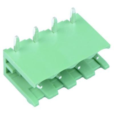 10 x 4-Way Plug-In PCB Horizontal Open Ends Header 5.08mm