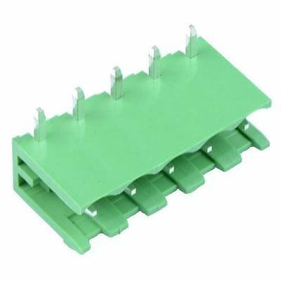 10 x 5-Way Plug-In PCB Horizontal Open Ends Header 5.08mm