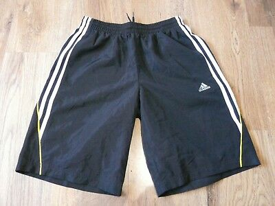 Adidas Climalite Shorts Mesh Lining Size 15-16Y D176 (N236)