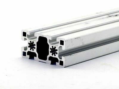Alloy Profile Edges Carrier Aluminium Type B 1200mm x 45mm 90mm Nut 10 L=1200