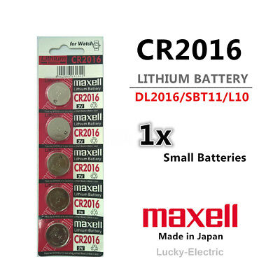 cr2016 Battery Button Coin Cell Lithium Battery 3V Melbourne stock